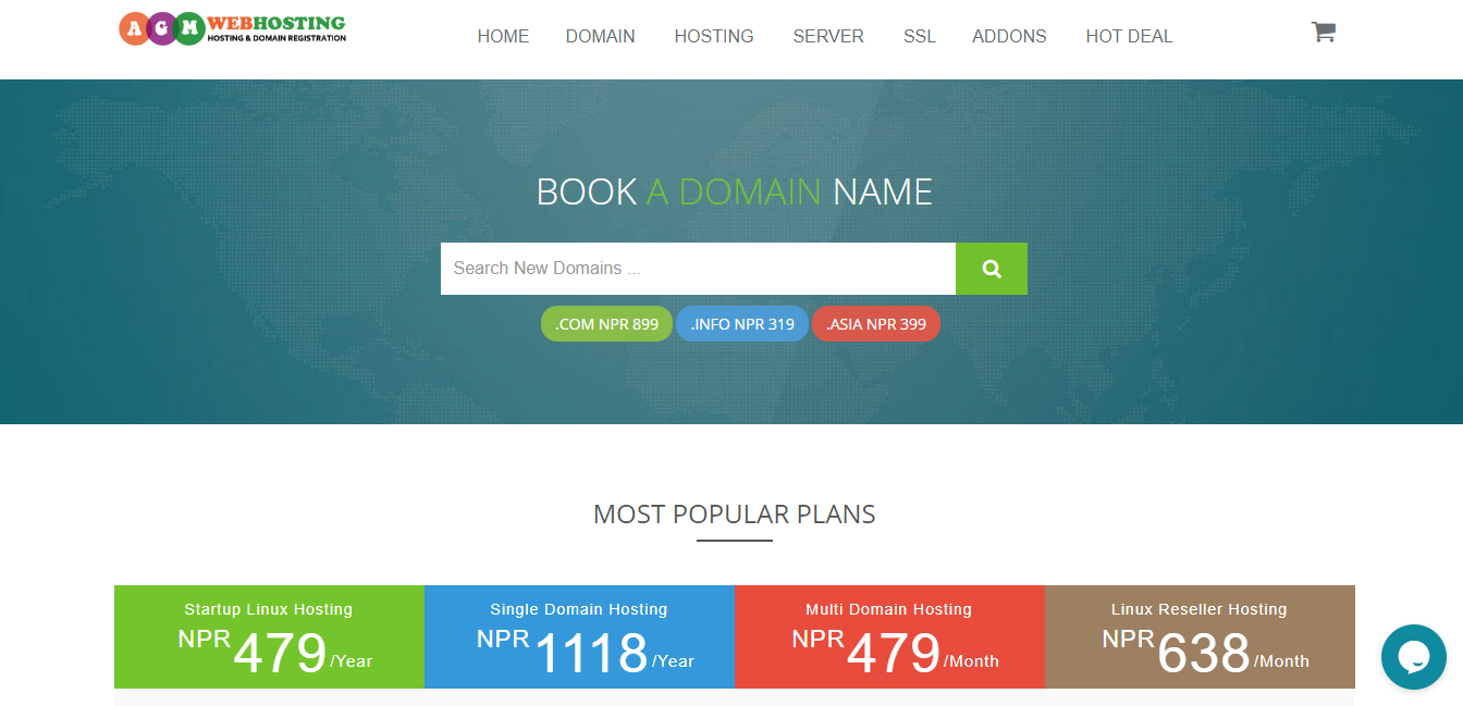 AGM Web Hosting