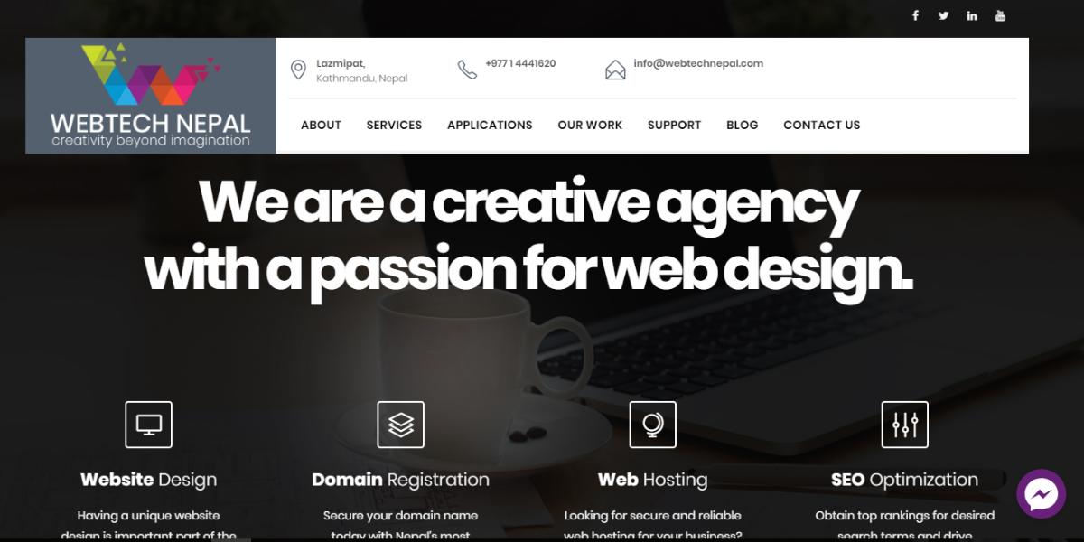 Web Tech Nepal