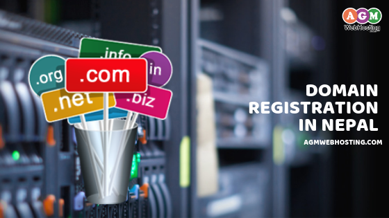 Domain Registration in Nepal by AGM Web Hosting
