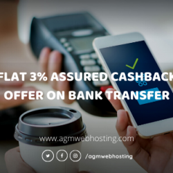 Cashback Offer on Bank Transfer