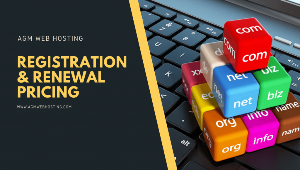 Domain Registration and Renewal Pricing in Nepal