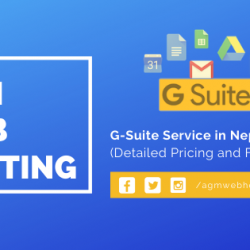 G-Suite Pricing in Nepal