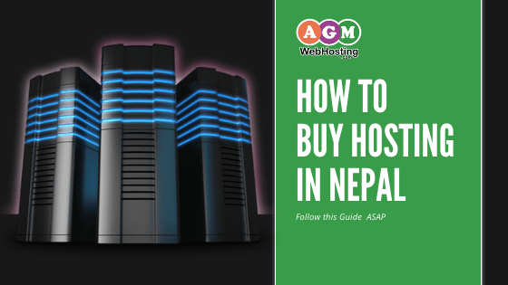how to buy hosting in Nepal
