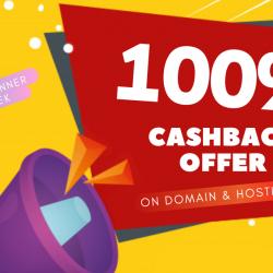 100% Cashback Offer