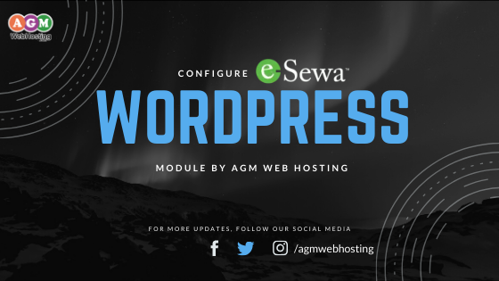 eSewa WordPress Module