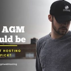 Why AGM Web Hosting Should be your Next Pick