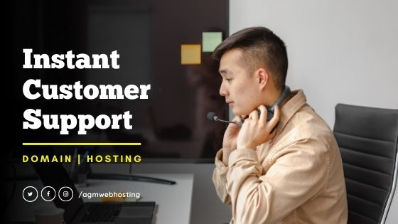 Instant Customer Support
