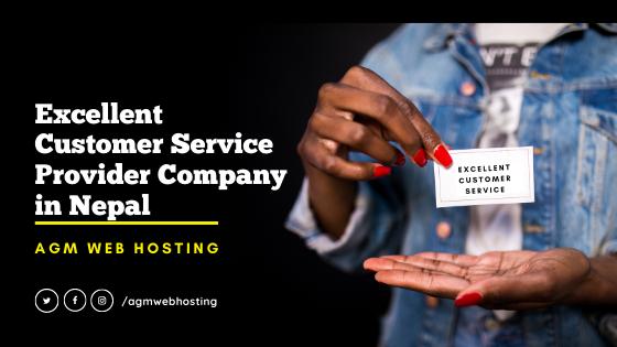 Excellent Customer service providerr