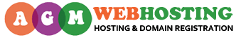 AGM Web Hosting Logo